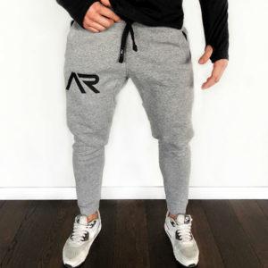 spodnie dresowe szare 1