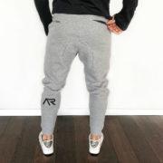 spodnie dresowe szare 2